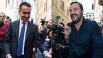 M5S y la Liga pactan un gobierno en Italia