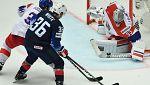 Hockey Hielo - Campeonato del Mundo. 1/4 final: Estados Unidos - República Checa