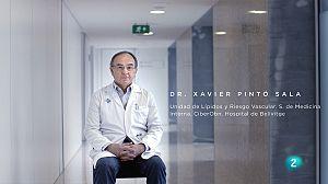 El Dr. Xavier Pintó habla del colesterol