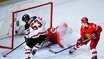 Hockey Hielo - Campeonato del Mundo. 1/4 final: Rusia - Canadá
