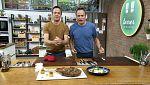 Torres en la cocina - Mozzarella rellena y tomahawk