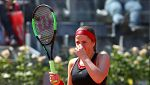 Tenis - WTA Torneo Roma. 1/4 final: M. Sharapova - J. Ostapenko