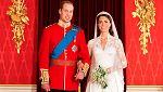 Las bodas de la familia real británica de los últimos 80 años