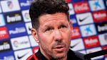 """Simeone: """"Torres e Iniesta tienen un don, lo que eligen lo eligen bien"""""""