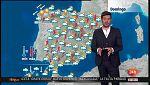 Lluvias y tormentas generalizadas, más fuertes en Andalucía, Extremadura, Aragón y Cataluña