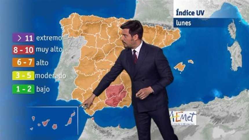 El tiempo en Canarias - 20/05/2018