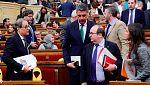 Reacciones de los partidos políticos a la carta del Gobierno a la Generalitat