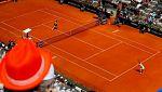 Tenis - WTA Torneo Roma. Final: S. Halep - E. Svitolina