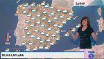Este lunes habrá lluvias y tormentas en el sur peninsular, Vizcaya, Navarra y Aragón