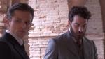 Acacias 38 - Diego y Samuel van al convento en busca de Moisés