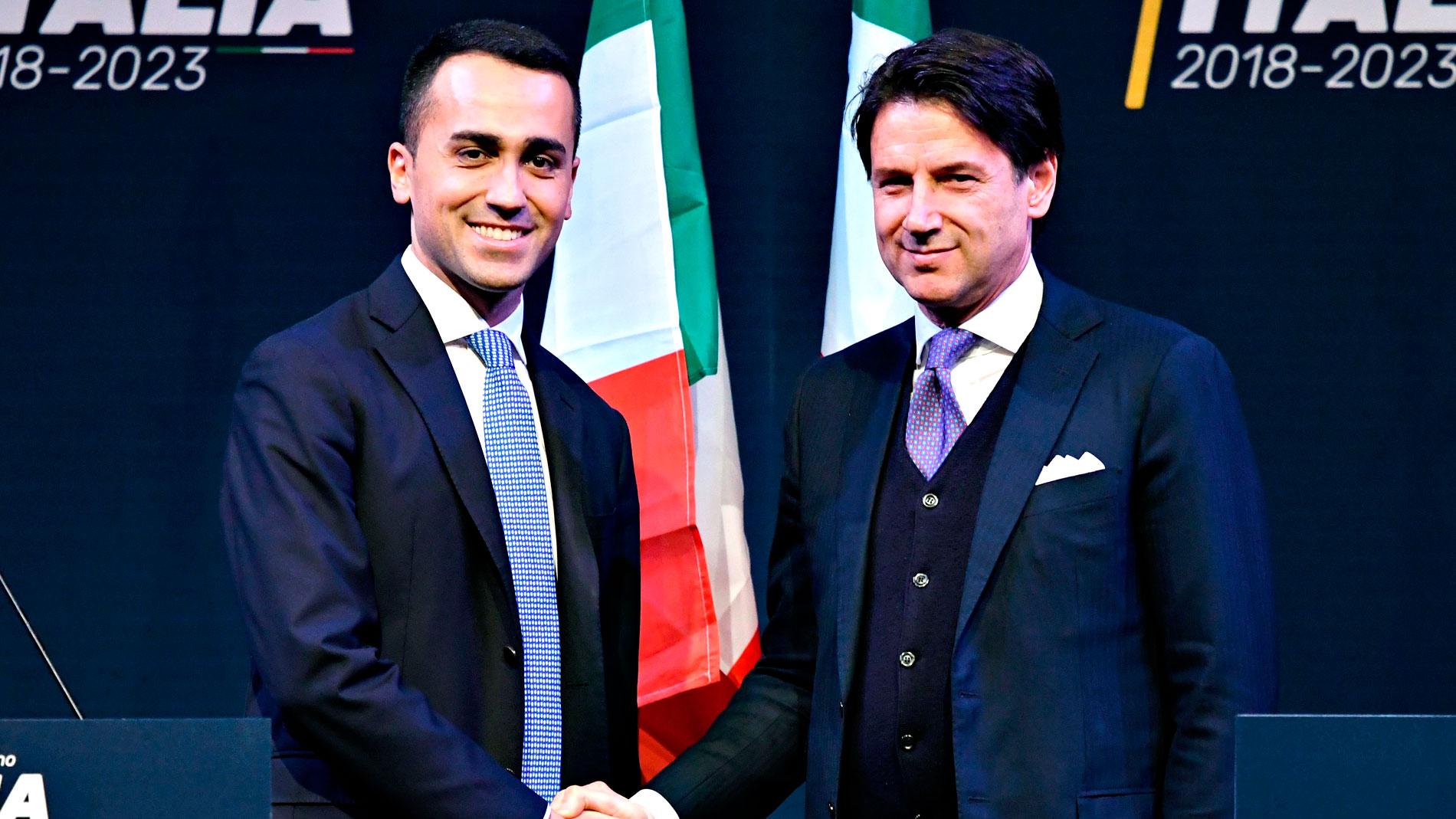 Italia primer ministro - El M5S y la Liga proponen a Giuseppe Conte ...