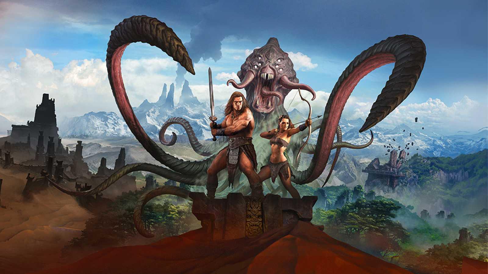 Así Es El Mundo De Conan Exiles