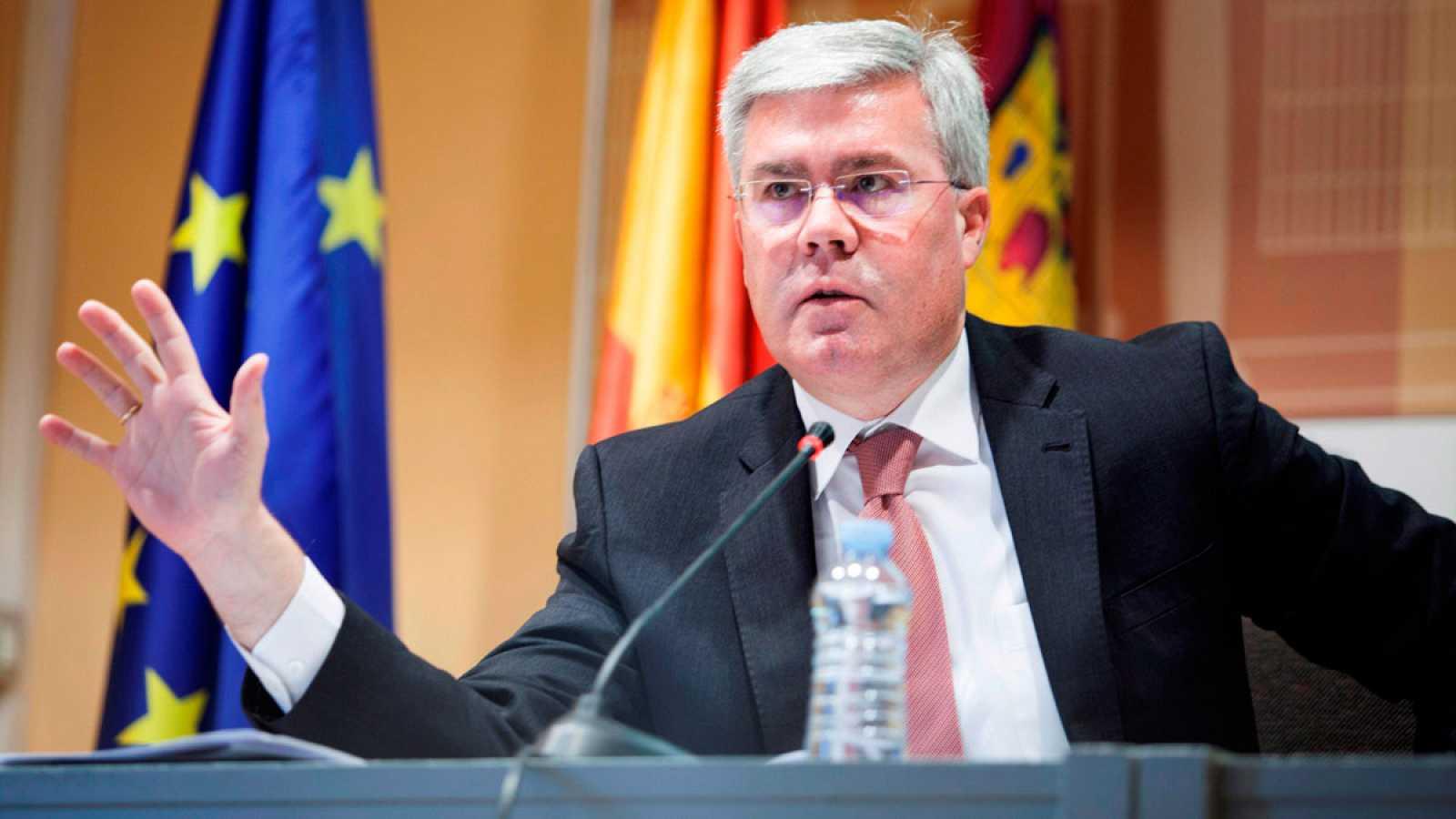 Resultado de imagen de El número dos de Hacienda, imputado por falsedad y malversación cuando era alcalde de Jaén