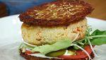 Torres en la cocina - Hamburguesa de pollo con patatas