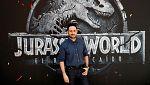 J.A. Bayona presenta 'Jurassic World: El reino caído'
