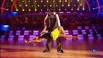 """Bailando con las estrellas - Gemma Mengual y Abel bailan """"Sabor de amor"""""""