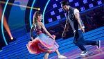 """Bailando con las estrellas - David Bustamante y Yana bailan """"Feliz"""""""