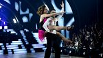 "Bailando con las estrellas - Pelayo Díaz e Inés bailan ""Shake it off"""