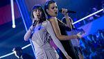 """Bailando con las estrellas - Aitana y Ana Guerra cantan """"Lo malo"""""""