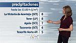 El tiempo en Canarias - 23/05/2018