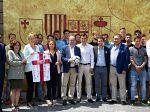 El Huesca sigue de fiesta con su ascenso a Primera