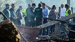 Al menos un muerto, un desaparecido y 30 heridos en una explosión en un almacén de material pirotécnico en Tui