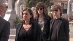 Servir y proteger - Paty, Felisa y Alicia acuden al funeral de Jairo