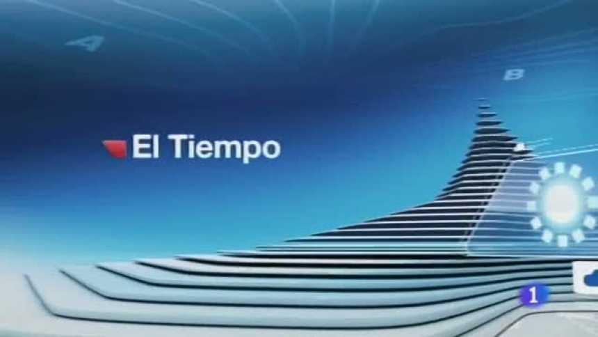 El Tiempo en Castilla-La Mancha - 24/05/18