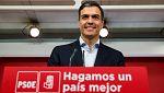 El PSOE registra en el Congreso una moción de censura contra Rajoy