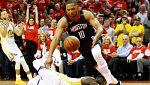Los Rockets se quedan a una victoria de la final de la NBA