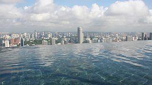 Hoteles increíbles: Marina Bay Sands, Singapur