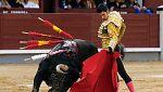 Talavante y López simón salen a hombros en Las Ventas
