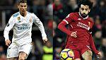 La final de Cristiano Ronaldo y de Salah