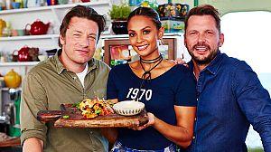 El club de la lucha gastronómica de Jamie y Jimmy: A. Dixon