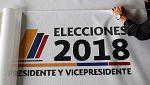 Colombia acude a las urnas, en primera vuelta, para buscar al sucesor de Juan Manuel Santos