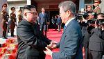Donald Trump dice trabajar para que la cumbre con Kim Jong-Un se celebre