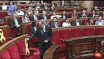 Parlamento - Otros parlamentos - Lazos en el Parlament - 26/05/2018