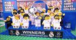 El Madrid gana la Champions también en versión Lego