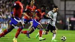 Fútbol - Amistoso Selecciones: Argentina - Haití