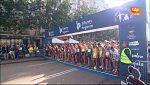 """Atletismo - Carrera Liberty 2018 """"Una meta para todos"""" desde Madrid"""