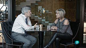 Julia Otero y el Dr. Francisco Carmona hablan sobre la muje