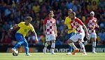Fútbol - Amistoso Selecciones: Brasil - Croacia
