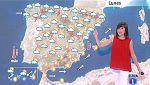 Este lunes habrá chubascos fuertes en Galicia y Asturias
