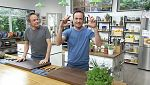 Torres en la cocina - Ensalada de berenjenas y cordero con calabaza