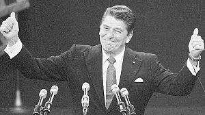 Ronald Reagan: Un presidente hecho a medida