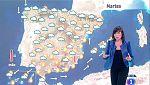 Este martes habrá precipitaciones en el norte peninsular con posibilidad de tormentas