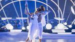 """Bailando con las estrellas - Gemma Mengual y Abel Gil bailan """"Y ahora"""""""