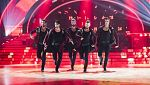 """Bailando con las estrellas - Los Vivancos visitan el programa para presentar su nueva gira, """"Nacidos para bailar"""""""