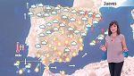 Tormentas fuertes en Baleares y Cataluña
