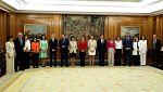 Los nuevos ministros de Pedro Sánchez prometen sus cargos ante el rey